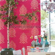 PiP For President Rood wallcovering Eijffinger urban