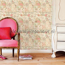 PIP Stitch behang fotomurales Eijffinger PiP studio wallpaper