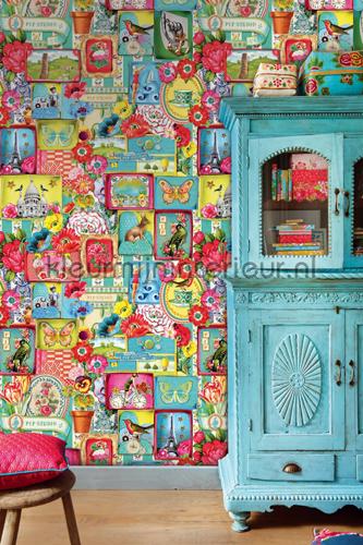 PiP Journey behang fotobehang 341084 PiP studio wallpaper Eijffinger