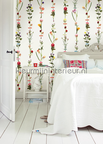 PiP Flower Garland behang fotobehang 341087 PiP Wallpaper III Eijffinger