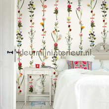 PiP Flower Garland behang fotomurales Eijffinger PiP studio wallpaper