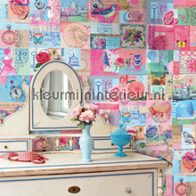 Pip Bright PIP Behang fotomurales Eijffinger PiP studio wallpaper