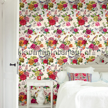 PIP Flowers Behang fotomurales Eijffinger PiP studio wallpaper