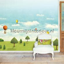 PIP Royal Pipland papier murales Eijffinger PiP Wallpaper III 341098