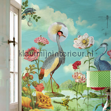 Pip Kiss the Frog fotomurales Eijffinger PiP studio wallpaper