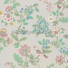 PiP Botanical Print Khaki behang Eijffinger Pip Wallpaper IV 375060