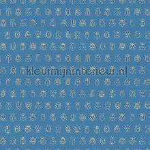 PiP Lady Bug behang Eijffinger Pip Wallpaper IV 375036