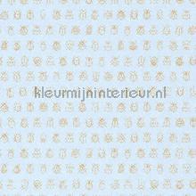 PiP Lady Bug behang Eijffinger Pip Wallpaper IV 375031