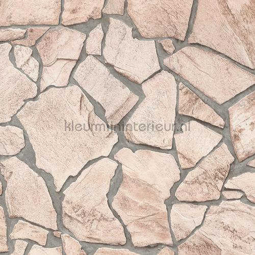 Flagstones 3D relief sticker lámina adhesiva 955751 Room set photo's AS Creation