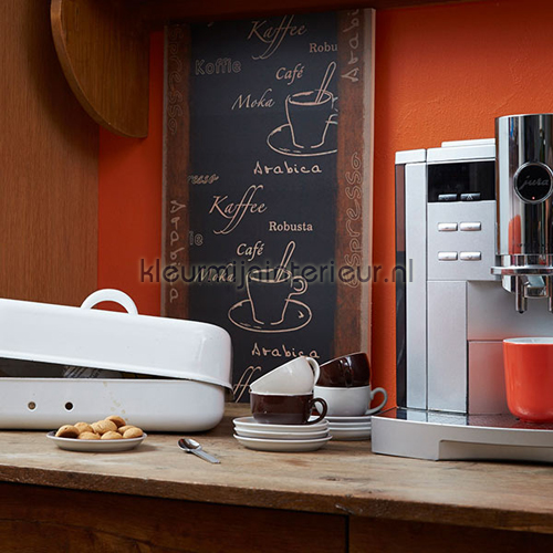 Coffee time XL sticker decoration stickers 942541 kitchen AS Creation