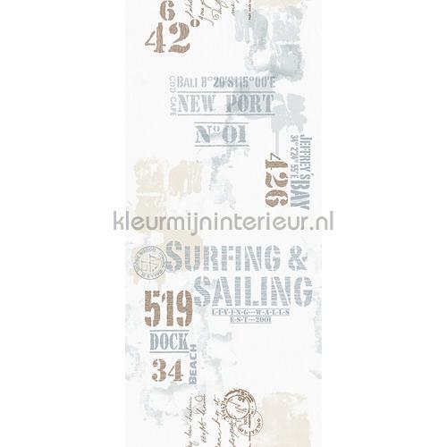 Sailing & Surfing XL sticker wallstickers 942342 sport AS Creation