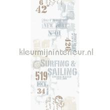 Sailing & Surfing XL sticker decorative selbstkleber AS Creation unterwasserwelt