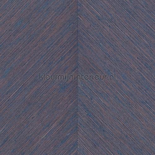 Linen Marquetry papel de parede POR7605 Portfolio Arte