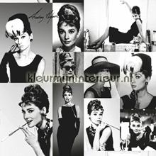 Hepburn behang Holden meisjes