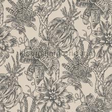 Bromelia behang Rasch Portobello 289632