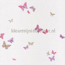 Papillons carta da parati Caselio Pretty Lili 69104050