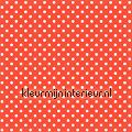 Stippen - rood wit tapet Esta home Pretty Nostalgic 138101