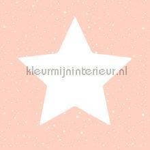 Grote sterren met twinkels papel pintado Behang Expresse rayas
