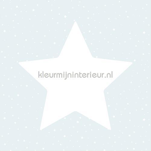 Grote sterren met twinkels behang 27102 Behang Expresse