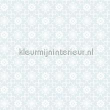 Bloemruiten wallcovering Behang Expresse Puck and Rose 27127