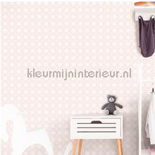 Bloemruiten wallcovering Behang Expresse Puck and Rose 27131