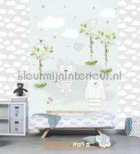 82323 wallcovering Behang Expresse Puck and Rose ink7007