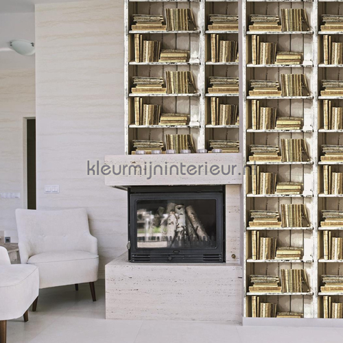 Boekenkast 51151607 wallcovering Reality 2 Noordwand ...