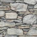 Stacked stones grey Reclaimed dutch wallcoverings