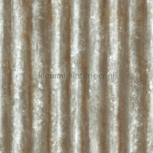 Corrugated iron tapet FD22335 Reclaimed Dutch Wallcoverings