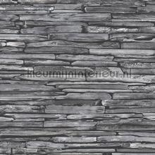 Slate grey tapet FD22352 Reclaimed Dutch Wallcoverings