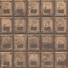 Lockers behang FD22353 Reclaimed Dutch Wallcoverings