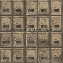 Lockers carta da parati Dutch Wallcoverings Reclaimed FD22354