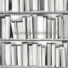 Boekenkast tapeten Dutch Wallcoverings Replik 578429