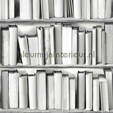 Boekenkast tapet Dutch Wallcoverings Replik 578429
