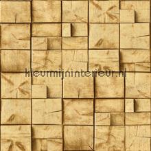 Kopse houten balken tapet Dutch Wallcoverings Replik J84407