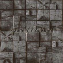 Kopse houten balken tapet Dutch Wallcoverings Replik J84409