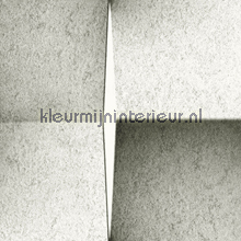 Zig zag beton behang Dutch Wallcoverings fantasie