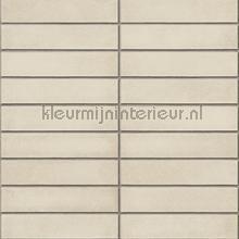 Strakke stenen in recht verband papier peint Dutch Wallcoverings Restored 2540-24024