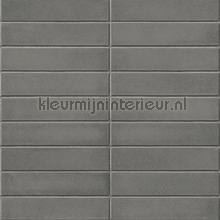 Strakke stenen in recht verband papier peint Dutch Wallcoverings Restored 2540-24025