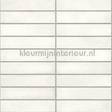 Strakke stenen in recht verband papier peint Dutch Wallcoverings Restored 2540-24026