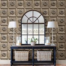 3d houtpanelen met decoratie papier peint Dutch Wallcoverings Restored 2540-24037