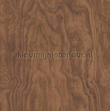 Grote houtnerf structuur wallcovering Dutch Wallcoverings Vintage- Old wallpaper