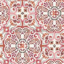 Oosters patroon papier peint Dutch Wallcoverings Restored 2540-24043