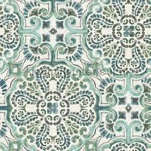 Oosters patroon papier peint Dutch Wallcoverings Restored 2540-24044