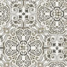 Oosters patroon papier peint Dutch Wallcoverings Restored 2540-24045