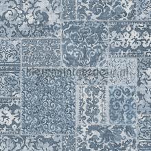 Oud berber patchwork papier peint Dutch Wallcoverings Restored 2540-24059