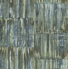 Glanzend multi aquarel streepeffect papier peint Dutch Wallcoverings Restored 2540-24062
