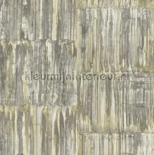 Glanzend multi aquarel streepeffect papier peint Dutch Wallcoverings Restored 2540-24065