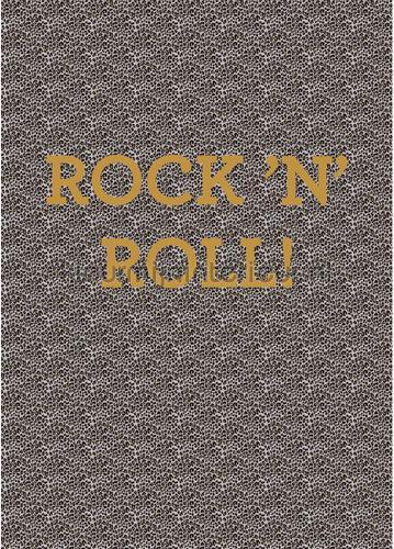 Rock n Roll fotobehang 383600 Rice 2 Eijffinger