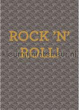 Rock n Roll fotobehang Eijffinger Rice 2 383600
